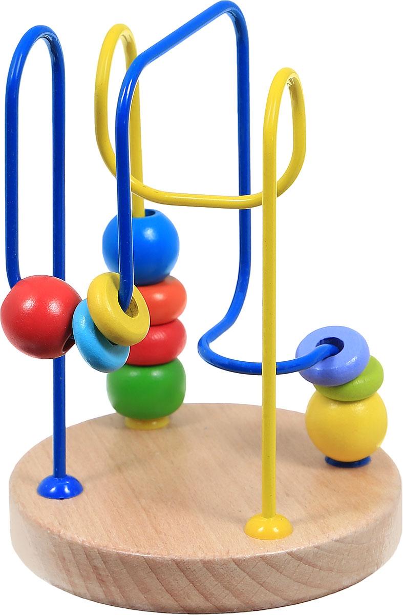 Мир деревянных игрушек Развивающая игрушка Лабиринт игровые наборы игрушки из дерева детская игрушка трасса город
