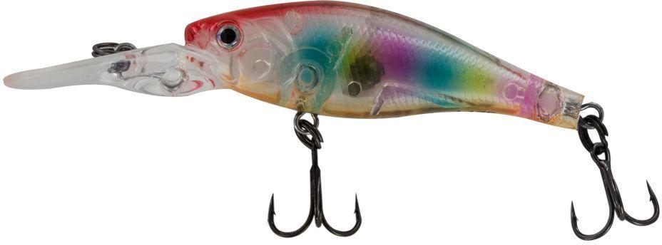 Воблер Yoshi Onyx Frisky Shad-38 F-MR, цвет: желтый, розовый, голубой, 3,8 см75177Неглубокие, прогреваемые прибрежные зоны во второй половине лета становятся прибежищем рыбьей молоди. Yoshi Onyx Frisky Shad-38 F-MR вполне впишется в эту компанию. Различные способы анимации заставят приманку имитировать растерявшегося хаотически суетящегося малька,и внимательный хищник не упустит своего шанса.Заглубление: 0,5-1 м.