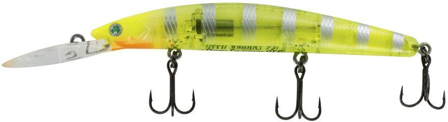 Воблер Yoshi Onyx Deep Snapper-95 F-DR, цвет: желтый, 9,1 г
