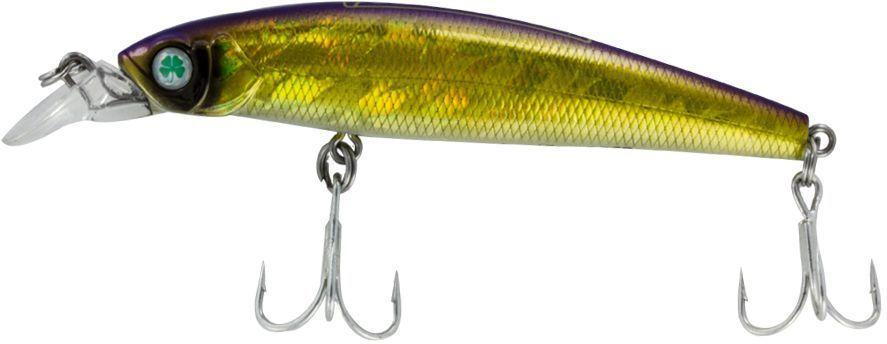Воблер Yoshi Onyx Twitcher King-85 SP-MR, цвет: золотой, 8,5 см, 9,4 г