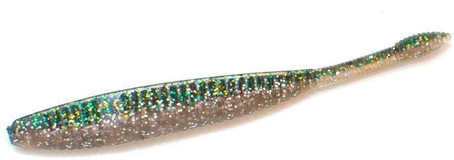Приманка Yoshi Onyx Rattle Bloom. D033, съедобная, силиконовая, 95 мм, 10 шт89702Приманка Yoshi Onyx Rattle Bloom. D033 - мягкая приманка, предназначенная для ловли крупного хищника. Отличительной чертой этой силиконовой приманки является интересная форма и неожиданное цветовое решение.В состав приманки входит соль и аттрактант, что положительно влияет на активность клева.Длина: 9,5 см