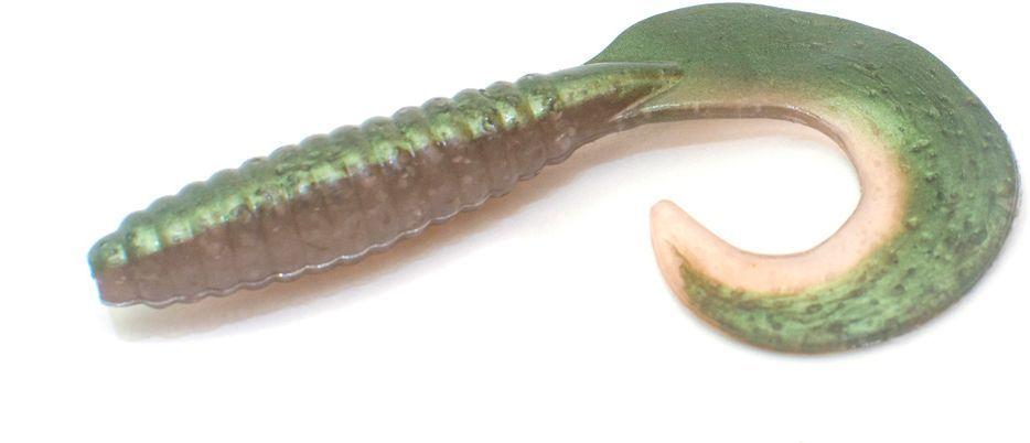 Приманка Yoshi Onyx Tickle Tail. K037, съедобная, силиконовая, 65 мм, 10 шт89726Приманка Yoshi Onyx Tickle Tail. K037 - мягкая приманка, предназначенная для ловли крупного хищника. Отличительной чертой этой силиконовой приманки является интересная форма и неожиданное цветовое решение.В состав приманки входит соль и аттрактант, что положительно влияет на активность клева.Длина: 6,5 смКакая приманка для спиннинга лучше. Статья OZON Гид