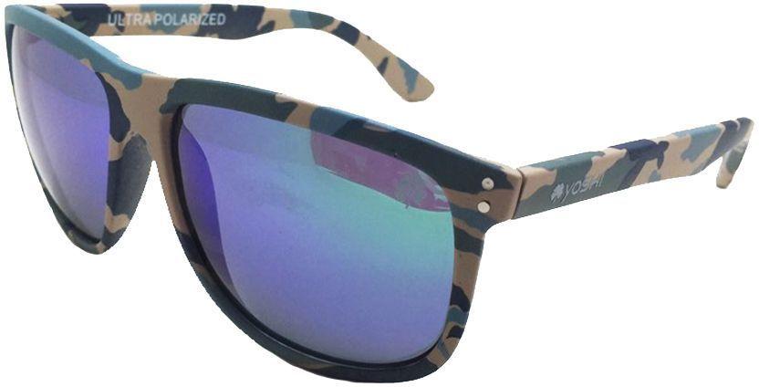 """Поляризационные очки """"Yoshi Onyx"""" -незаменимый помощник на рыбалке. При отражении солнечного света от горизонтальных поверхностей часто появляется режущий глаза яркий свет, так называемые """"блики""""."""