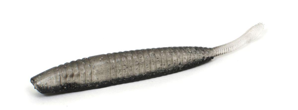 Приманка Yoshi Onyx Zippy. 19, съедобная, силиконовая, 95 мм, 8 шт