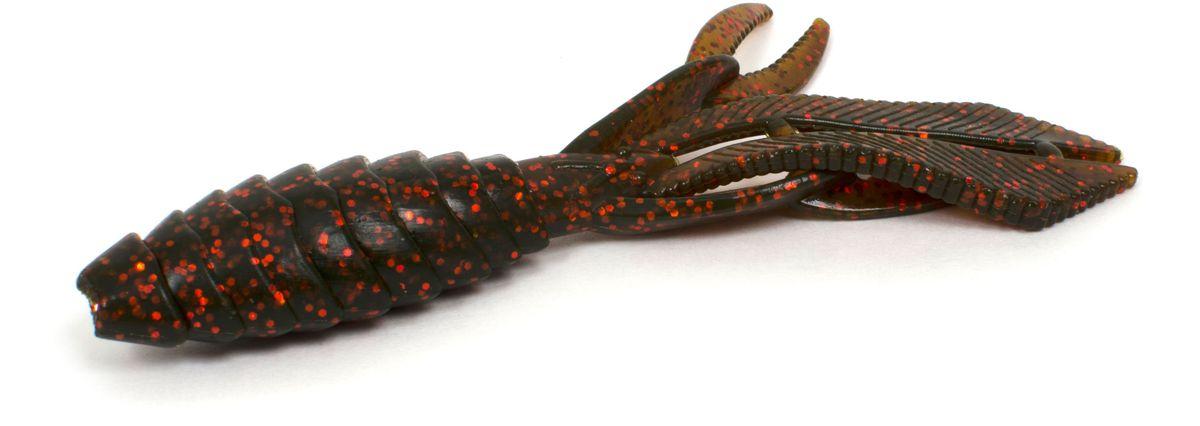 Приманка Yoshi Onyx Brood Leap. 02, съедобная, силиконовая, 130 мм, 6 шт95333Приманка Yoshi Onyx Brood Leap. 02- это впечатляющее членистоногое существо, ракообразное из съедобного силикона - весомый выбор для основательной рыбалки. В состав приманки входит соль и аттрактант, что положительно влияет на активность клева.Длина: 13 см