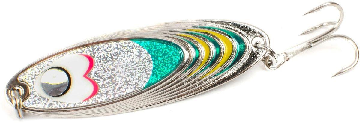 Блесна Yoshi Onyx Yalu Must, цвет: белый, желтый, зеленый, 15 г95664Блесна Yoshi Onyx Yalu Must - уникальная, изготовленная с ювелирной точностью, выделяющаяся тщательно рассчитанным и скрупулезно проверенным, сложным, многогранным профилем, приманка для ловли рыбы. Устойчивые колебания без остановок и свалов и отменные баллистические характеристики приманки позволяют облавливать как обширные водные акватории, так и быстро текущие потоки.