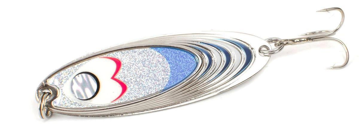 Блесна Yoshi Onyx Yalu Must, цвет: белый, розовый, 28 г блесна yoshi onyx yalu vib цвет голубой 7 5 г