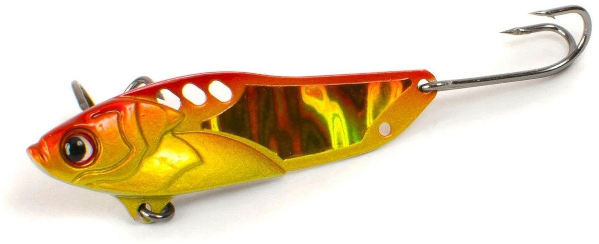 Блесна Yoshi Onyx Yalu Check, цвет: розовый, желтый, 5 г блесна yoshi onyx yalu vib цвет голубой 7 5 г