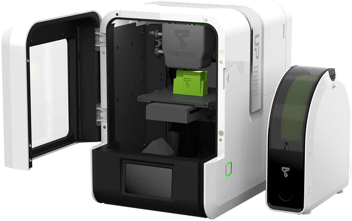 UP Mini 2 3D принтер какой принтер для дома современный но не дорогой