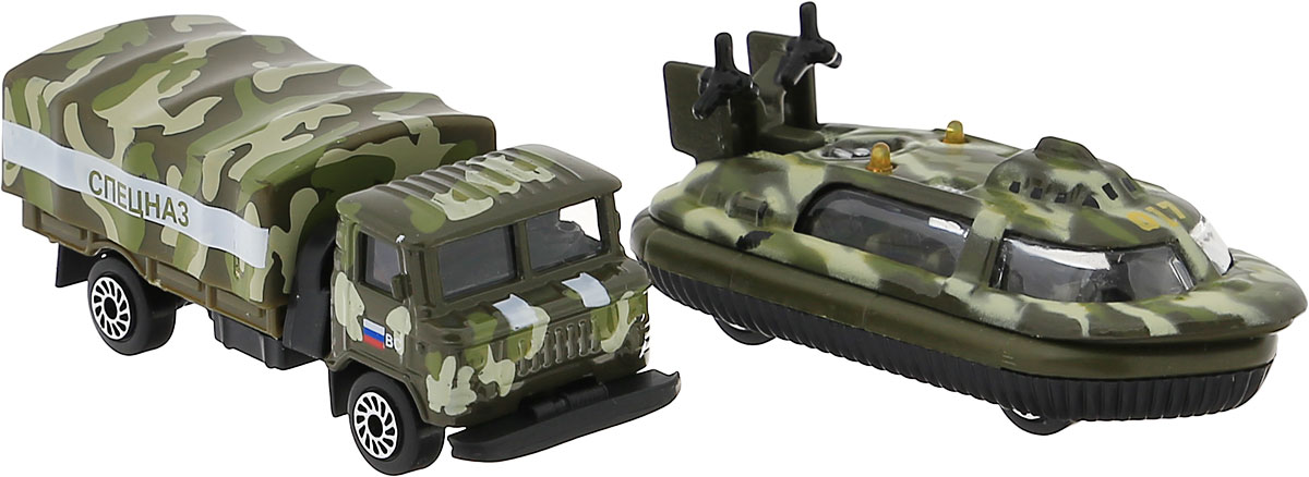 ТехноПарк Набор машинок Военная техника 2 шт SB-15-09-BLC набор раций военная операция 612368