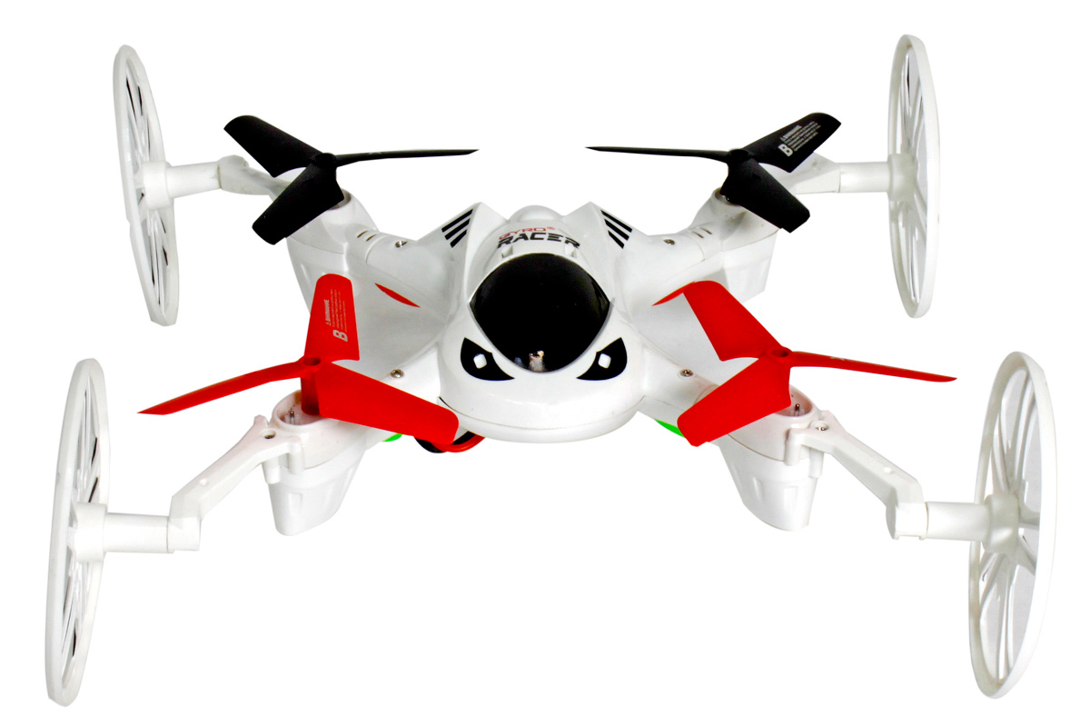1TOY Квадрокоптер на радиоуправлении Gyro-Racer