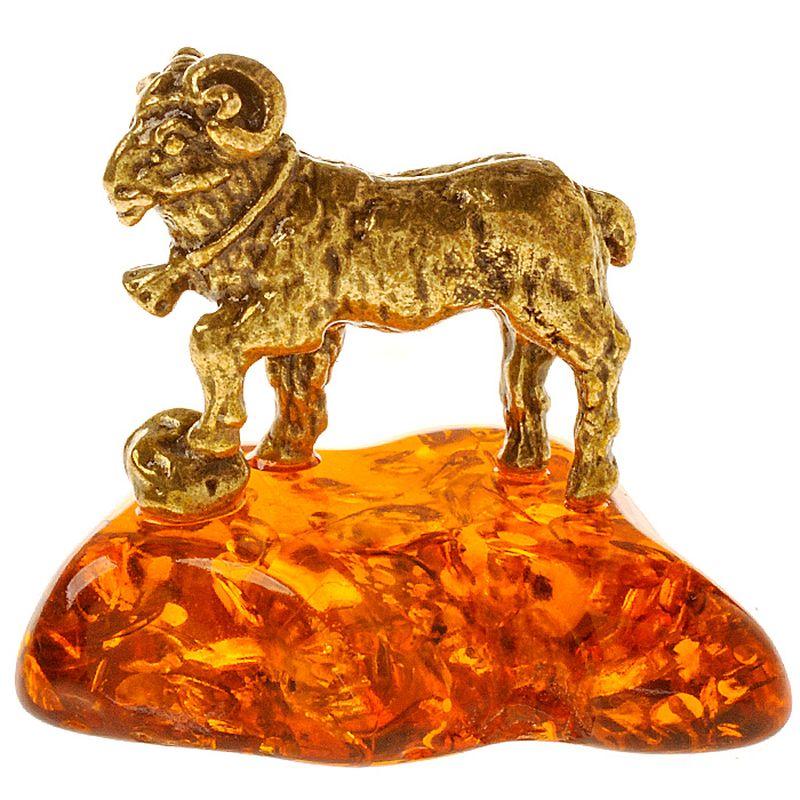 Фигура на янтаре