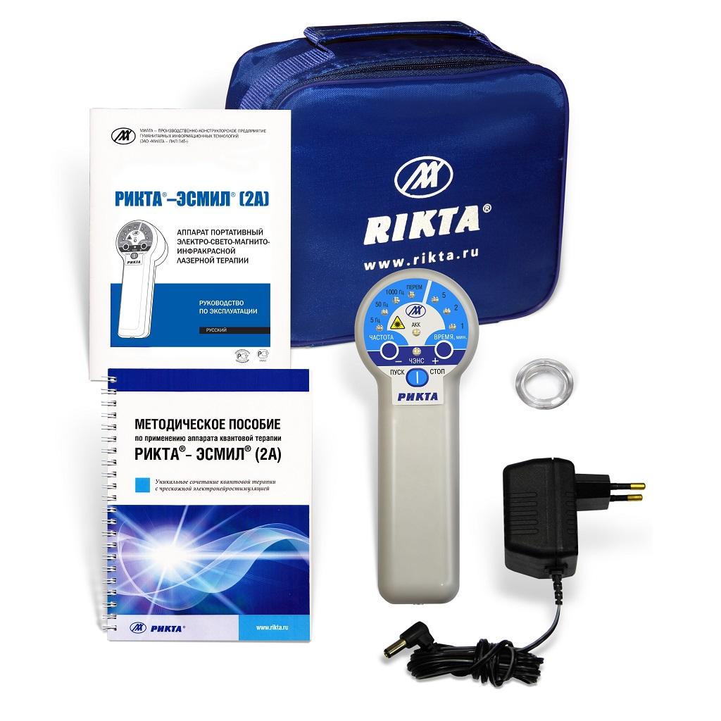 Аппарат электро-свето-магнито-инфракрасной лазерной терапии Рикта-Эсмил(2)А - Аптека