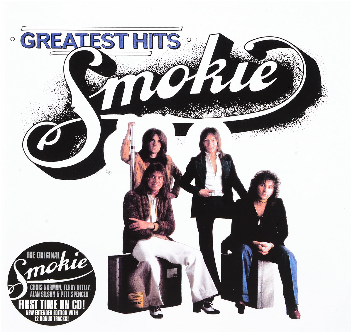 Smokie Smokie. Greatest Hits. Volume 1. Extended Edition энрике иглесиас enrique iglesias greatest hits deluxe edition cd dvd