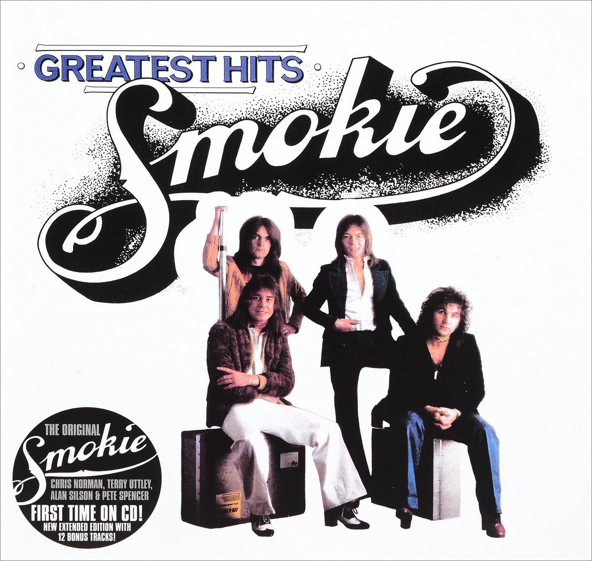 Smokie Smokie. Greatest Hits. Volume 1. Extended Edition smokie smokie the concert live from essen 1978 2 lp