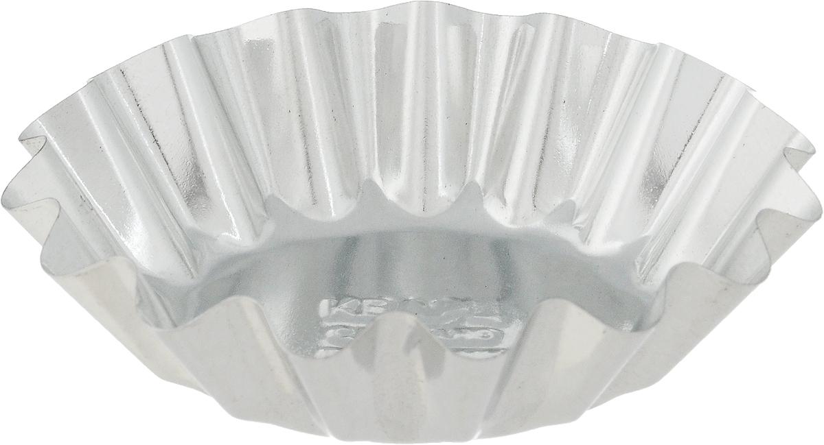Форма для выпечки Кварц, диаметр 8,3 смКФ-01.000Форма Кварц, выполненная из белой жести, предназначена для выпечки и приготовления желе. Стенки изделия рельефные.С формой Кварц вы всегда сможете порадовать своих близких оригинальной выпечкой.Диаметр формы (по верхнему краю): 8,3 см.Высота формы: 2,1 см.