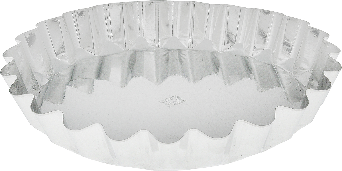 Форма для выпечки Кварц, универсальная, диаметр 27 смКФ-21.000Форма Кварц, выполненная из белой жести, предназначена длявыпечки и приготовления желе. Стенки изделия рельефные. С формой Кварц вы всегда сможете порадовать своих близкихоригинальной выпечкой.Диаметр формы (по верхнему краю): 27 см. Высота формы: 4 см.