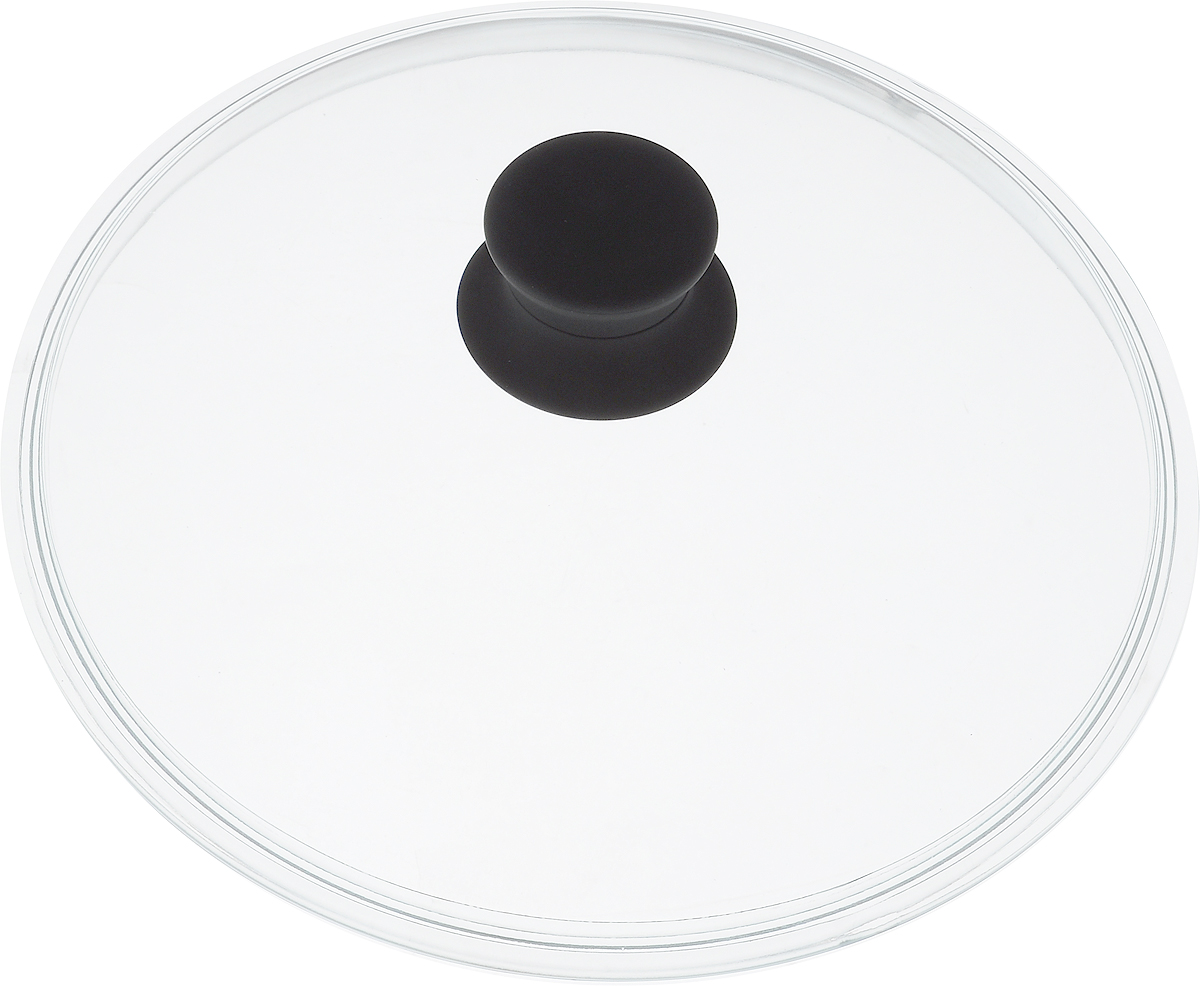 Крышка Dosh l Home PERSEUS. Диаметр 28 см200303Крышка Dosh l Home PERSEUS, изготовленная из термостойкого стекла, оснащена удобной бакелитовой ручкой. Изделие удобно в использовании и позволяет контролировать процесс приготовления пищи. Можно мыть в посудомоечной машине.Диаметр крышки: 28 см.