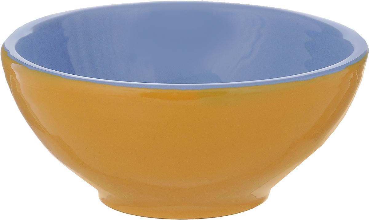 Розетка для варенья Борисовская керамика Радуга, цвет: желтый, голубой, 200 млРАД00000513_желтый, голубойРозетка для варенья Борисовская керамика Радуга изготовлена из высококачественной керамики. Изделие отлично подойдет для подачи на стол меда, варенья, соуса, сметаны и многого другого.Такая розетка украсит ваш праздничный или обеденный стол, а яркое оформление понравится любой хозяйке. Можно использовать в духовке и микроволновой печи. Диаметр (по верхнему краю): 10 см.Высота: 4,5 см.Объем: 200 мл.