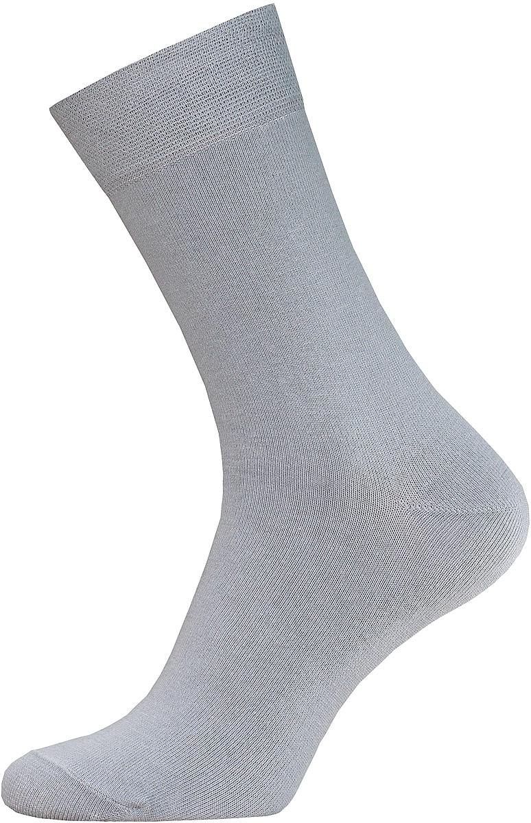 Носки мужские Брестские Classic, цвет: светло-серый. 14С2122-Д38/000. Размер 2914С2122-Д38/000Мужские гладкие носки Брестские Classic изготовлены из хлопка с добавлением полиэстера и эластана. На модели предусмотрен двойной борт. Носки хорошо держат форму и обладают повышенной воздухопроницаемостью, имеют усиленные пятку и мысок для повышенной износостойкости.