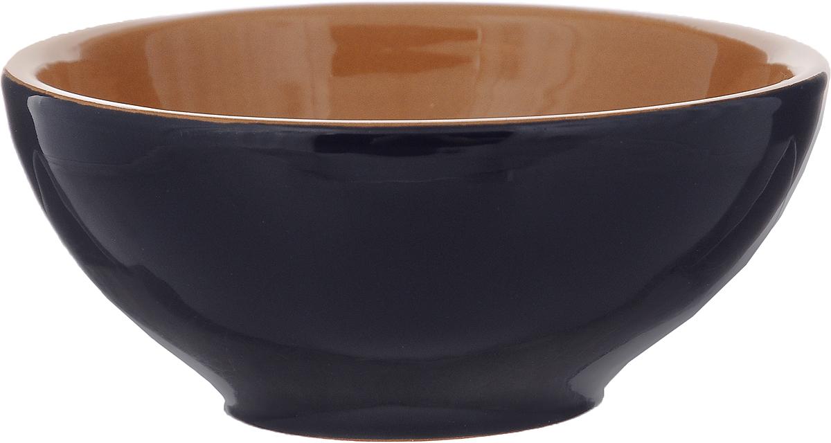 """Розетка для варенья Борисовская керамика """"Радуга"""" изготовлена из высококачественной керамики. Изделие отлично подойдет для подачи на стол меда, варенья, соуса, сметаны и многого другого.Такая розетка украсит ваш праздничный или обеденный стол, а яркое оформление понравится любой хозяйке. Можно использовать в духовке и микроволновой печи. Диаметр (по верхнему краю): 10 см.Высота: 4,5 см.Объем: 200 мл."""