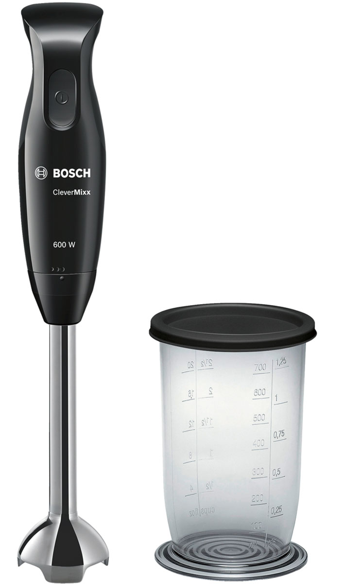 Bosch MSM2610B, Black блендер