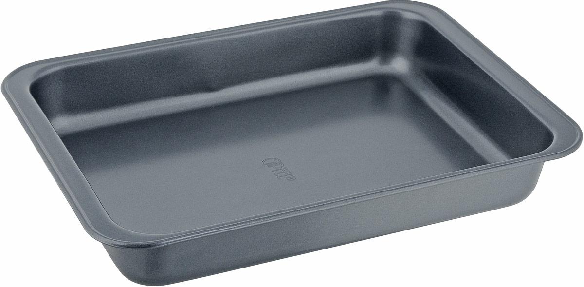 Форма для выпечки Gipfel Comfort, с антипригарным покрытием, прямоугольная, 31,4 x 24 x 4,85 см1863Форма для выпечки Gipfel изготовлена из высококачественной углеродистой стали с антипригарным покрытием Whitford Xylan.Антипригарные свойства покрытия позволяют готовить с минимальным количеством масла, тем самым сокращая количество жиров в рационе. Подходит для использования в духовом шкафу. Можно мыть в посудомоечной машине.