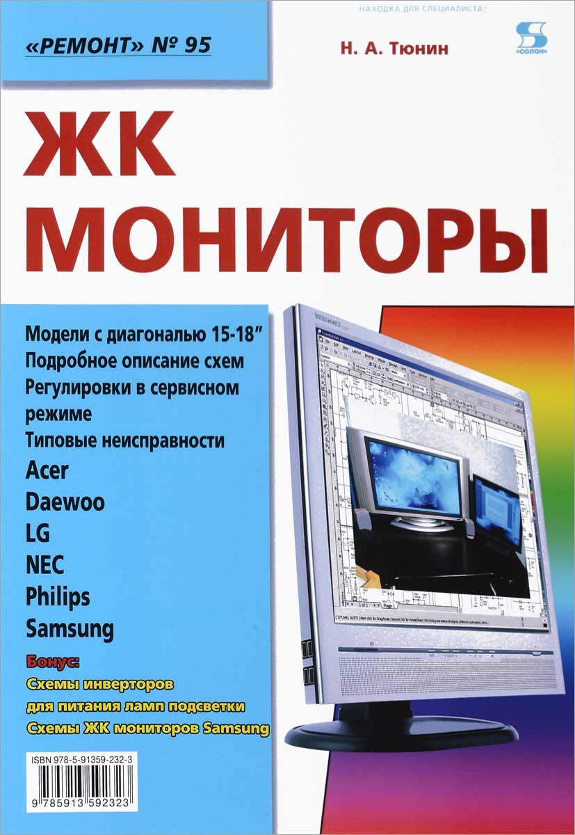 Николай Тюнин Ремонт, № 95. ЖК мониторы купить игровые мониторы 144 гц
