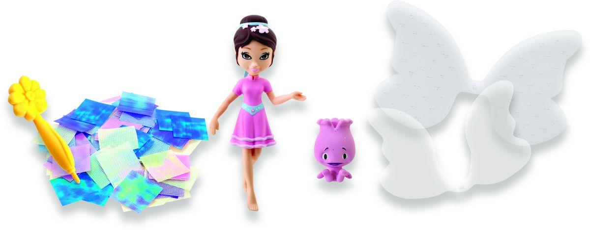 Shimmer Wing Игровой набор с мини-куклой Фея Букетик play doh игровой набор магазинчик домашних питомцев