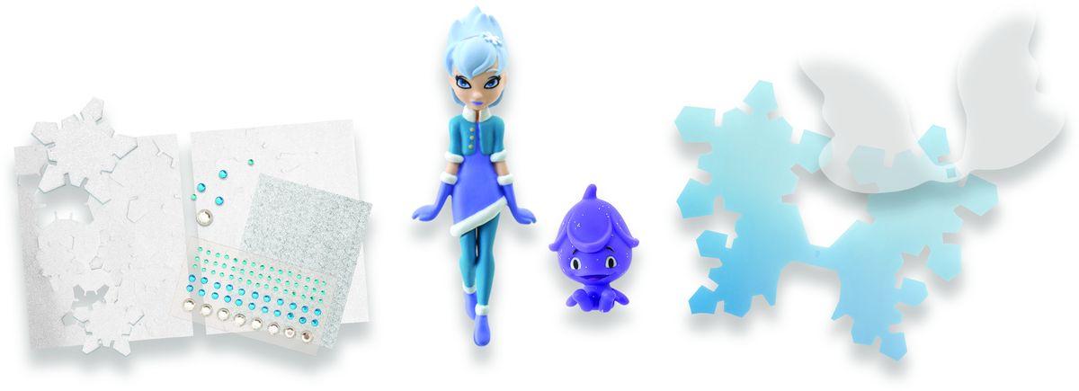 Shimmer Wing Игровой набор с мини-куклой Фея Снежинка 1kg thaumatin food grade 99%