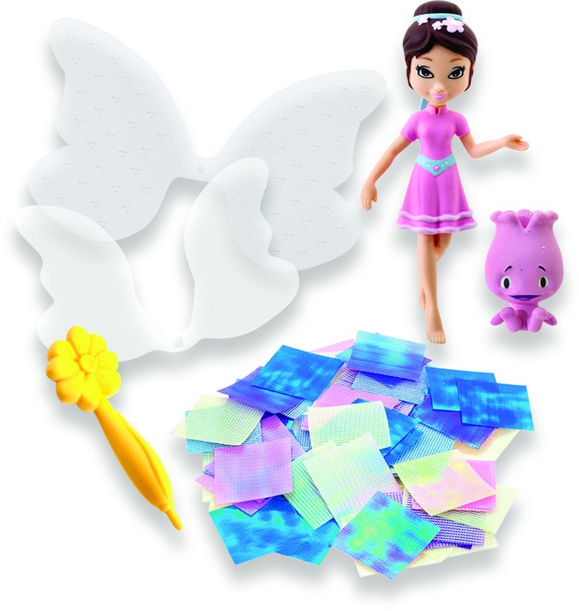 Shimmer Wing Игровой набор с мини-куклами Букетик и Тюльпан play doh игровой набор магазинчик домашних питомцев