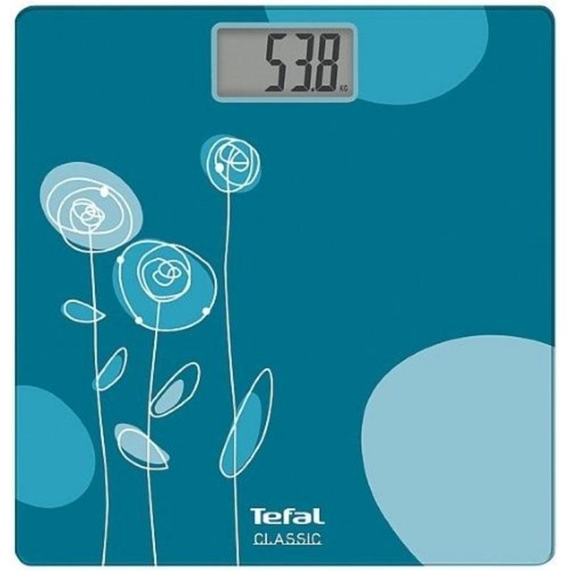 Tefal PP1115V0 весыPP1115V0Прочные, но изящные напольные весы Tefal PP1115V0 с тонкой платформой из закалённого стекла выдерживают вес до 160 кг, при этом измеряют с точностью до 100 граммов. Экстра-тонкий дизайн: 22 мм. Весы автоматически включаются - достаточно встать на платформу - и отключаются.Дисплей: 72 x 38 мм
