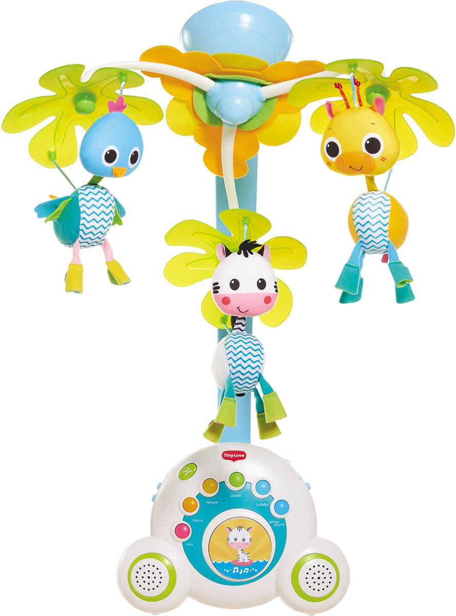 Tiny Love Музыкальный мобиль Сафари - Игрушки для малышей