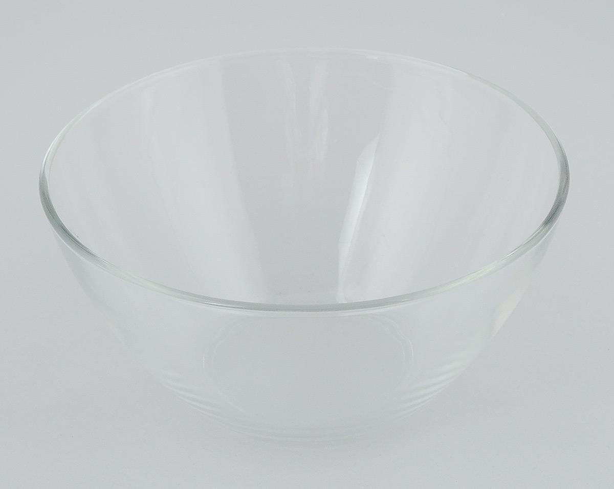 Салатник Luminarc Cosmos, диаметр 13,5 см64091Салатник Luminarc Cosmos изготовлен из высококачественного прозрачного стекла. Такой салатник прекрасно подходит для сервировки различных закусок, подачи легких салатов из свежих овощей и фруктов, соусов. Посуда отличается прочностью, гигиеничностью, устойчивостью к резким перепадам температур и долгим сроком службы. Такой салатник прекрасно подойдет для повседневного использования. Изделие можно мыть в посудомоечной машине. Диаметр салатника по верхнему краю: 13,5 см. Высота салатника: 5,5 см.