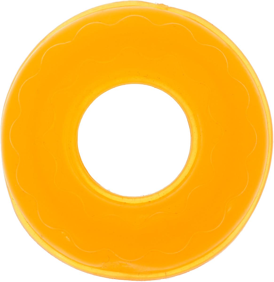 Игрушка для собак Doglike Кольцо Мини, 6,5 х 6,5 х 2 смD11-1110Игрушка Doglike Кольцо Мини служит для массажа десен и очистки зубов от налета и камня, а также снимает нервное напряжение. Игрушка представляет собой резиновое кольцо. Она прочная и может выдержать огромное количество часов игры. Это идеальная замена косточке.Если ваш пес портит мебель, излишне агрессивен, непослушен или страдает излишним весом то, скорее всего, корень всех бед кроется в недостаточной физической и эмоциональной нагрузке. Порадуйте своего питомца прекрасным и качественным подарком.