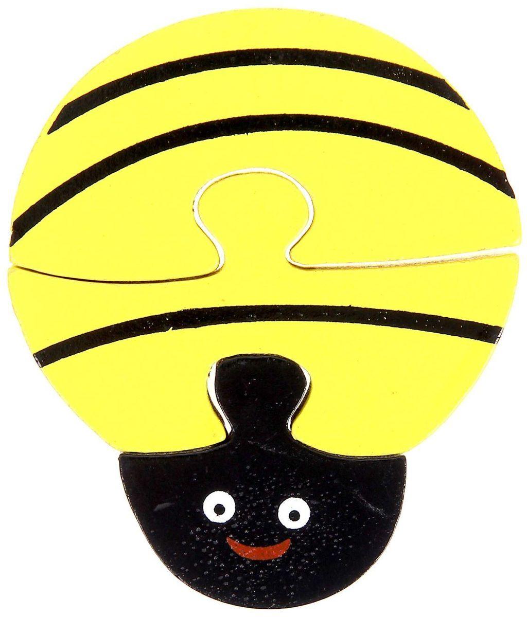 Лесная мастерская Пазл для малышей Пчелка 1160415