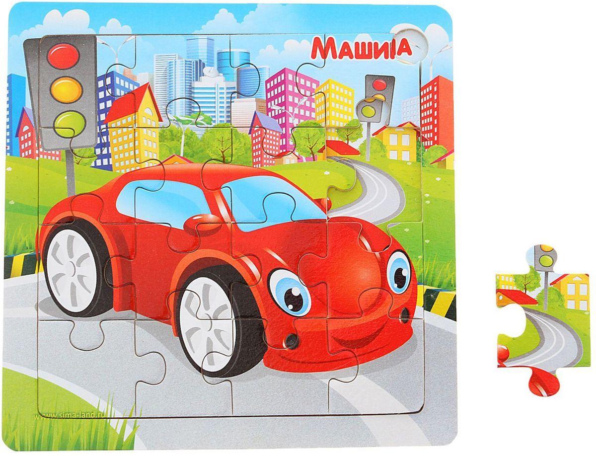 Лесная мастерская Пазл для малышей Машина imports dfa200aa160 dfa150aa160 100