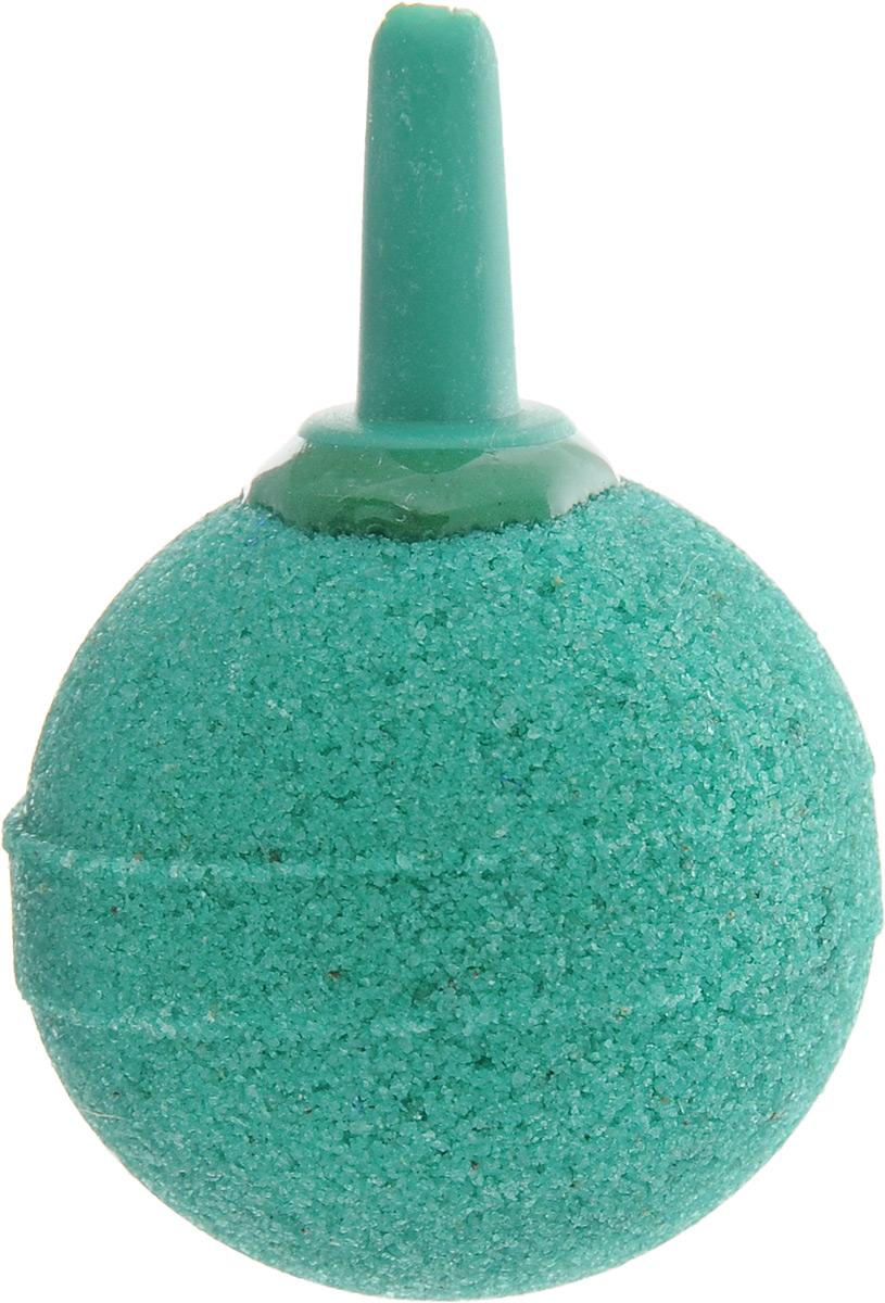 Распылитель воздуха для аквариума Barbus Кварцевый шар, диаметр 3 смAccessory 090Распылитель Barbus Кварцевый шар предназначен дляобогащения кислородом и улучшения циркуляцииаквариумной воды, а также для получения особо мелкихпузырьков. Изготовлен из смеси мелкого кварцевого пескаи имеет шаровидную форму. Держится на грунте засчет собственного веса. Подходит для пресной и морскойводы.Материалы: кварцевый песок, пластик.Диаметр распылителя: 3 см.