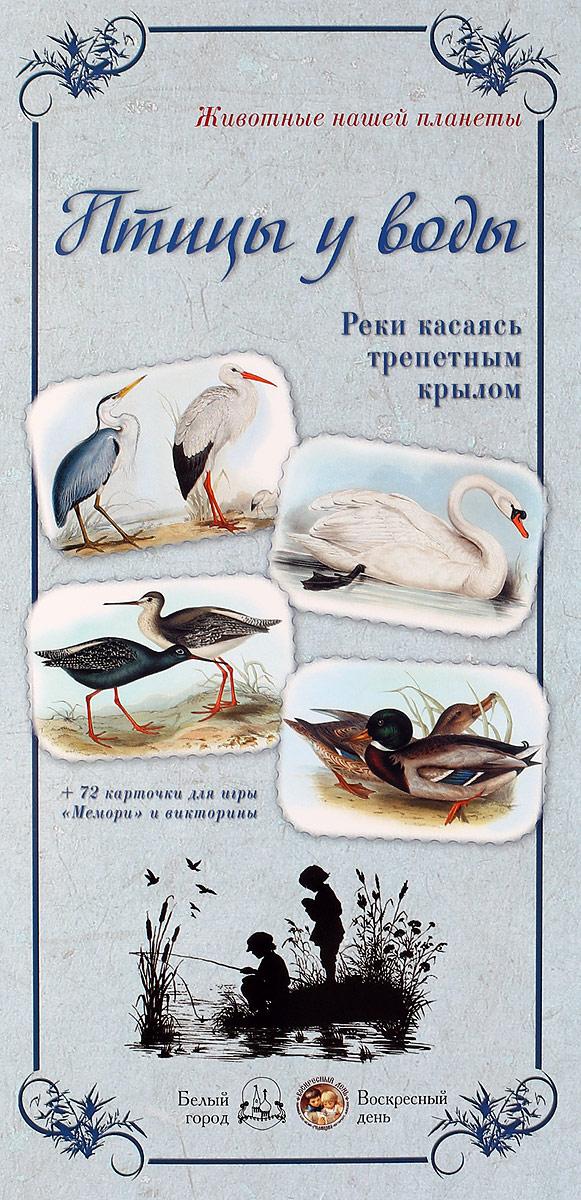 Птицы у воды. Реки касаясь трепетным крылом (набор из 28 карточек)