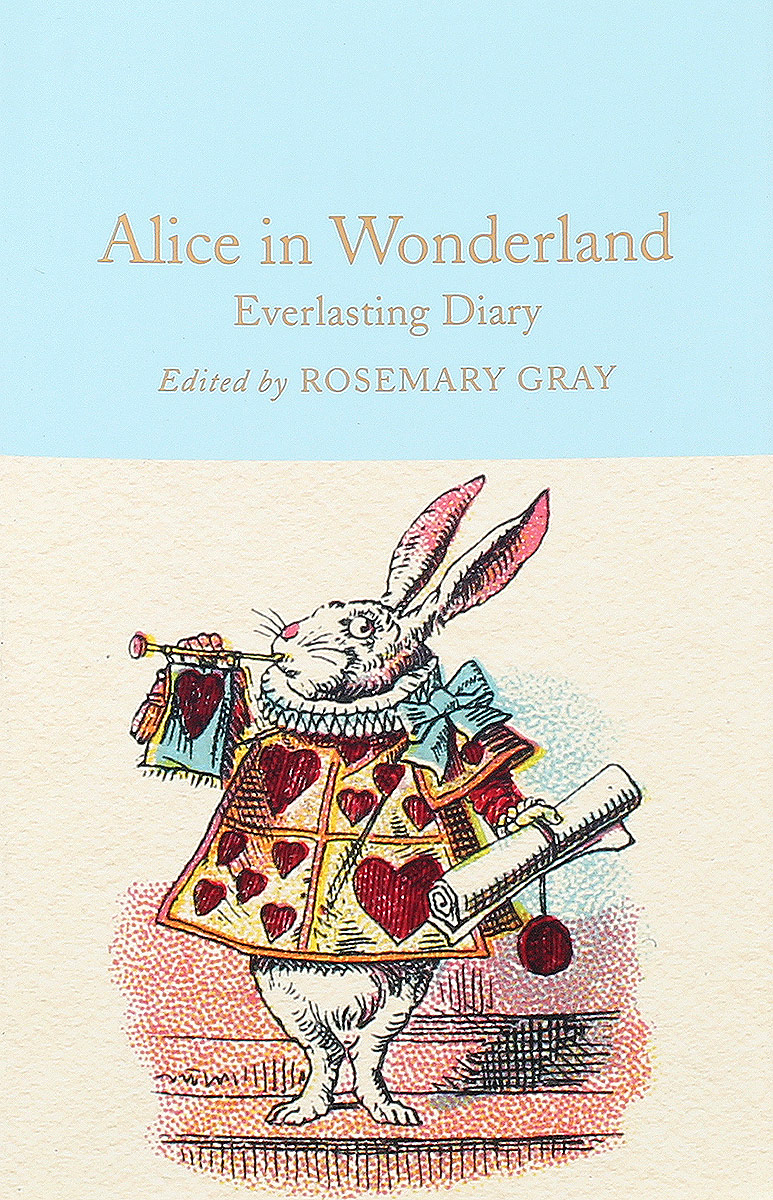 Alice in Wonderland: Everlasting Diary alice s adventures in wonderland through the looking glass and what alice found there