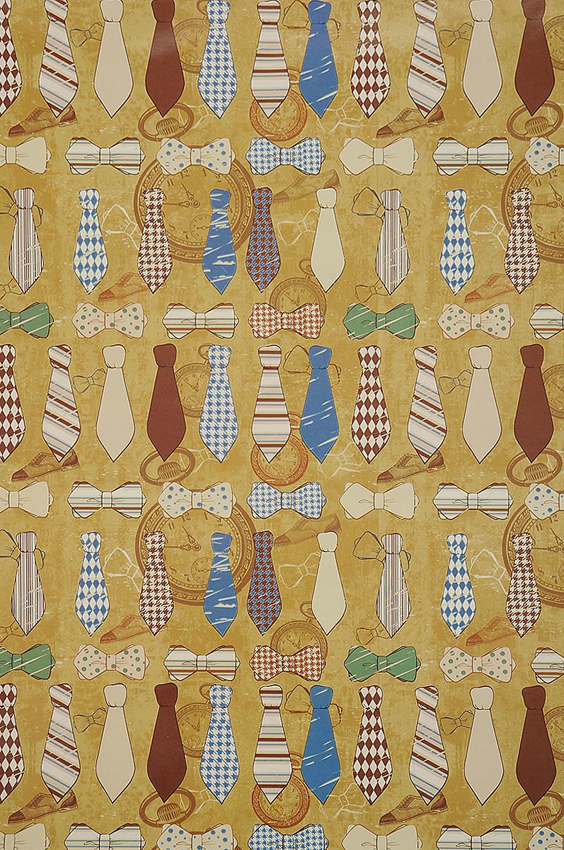 Бумага упаковочная Феникс-Презент Галстуки и бабочки, 100 х 70 см41865Упаковочная бумага Феникс-Презент Галстуки и бабочки оформлена полноцветным декоративным рисунком. Подарок, преподнесенный в оригинальной упаковке, всегда будет самым эффектным и запоминающимся. Бумага с одной стороны мелованная.Окружите близких людей вниманием и заботой, вручив презент в нарядном, праздничном оформлении.Размер: 100 х 70 см.Плотность бумаги: 80 г/м2.