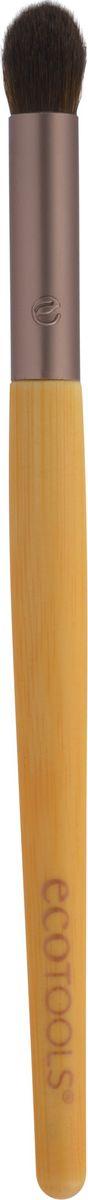 EcoTools Кисть для нанесения консилера Airbrush Concealer1230МКруглая кисть для консилера обеспечит безупречное нанесение, ровное покрытие с эффектом аэрографа и поможет эффективно замаскировать несовершенства кожи и темные круги под глазами.