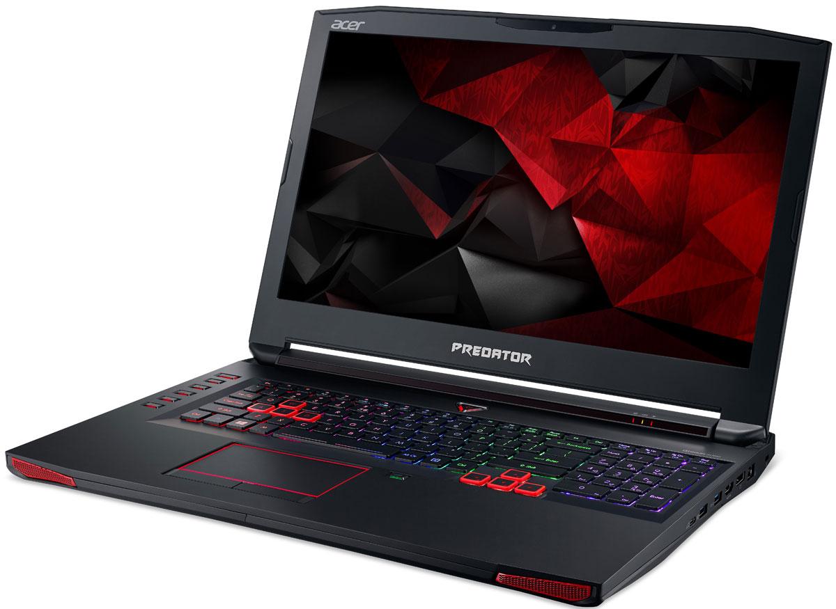 Acer New Predator G9-793-58LG, Black - Ноутбуки