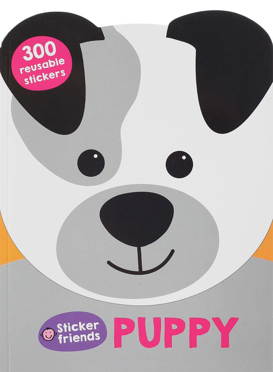 Puppy: Sticker Friends erin muschla teaching the common core math standards with hands on activities grades k 2