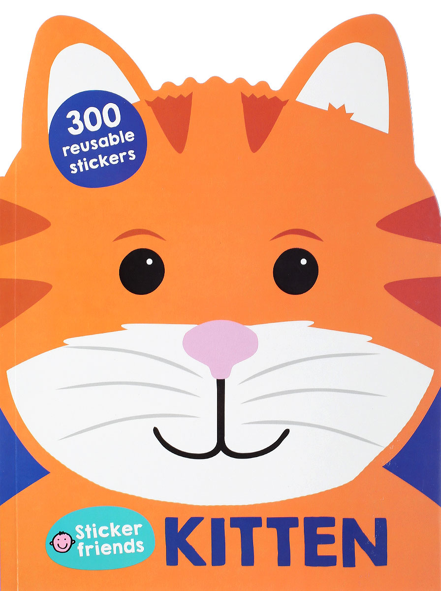 Kitten: Sticker Friends erin muschla teaching the common core math standards with hands on activities grades k 2