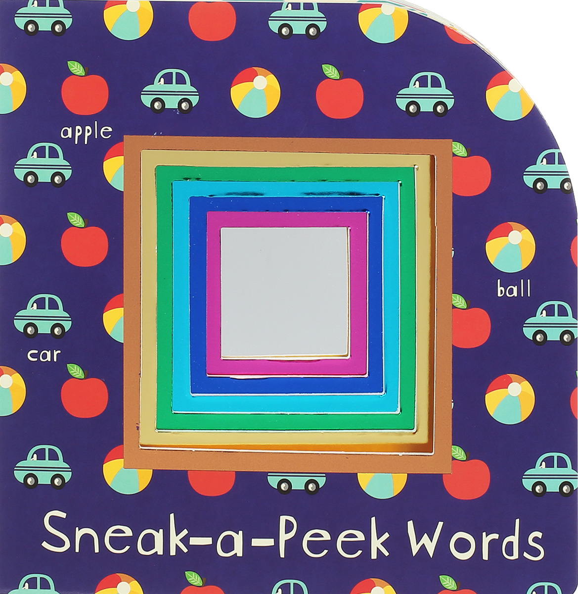 Sneak-a-Peek Words цена 2017