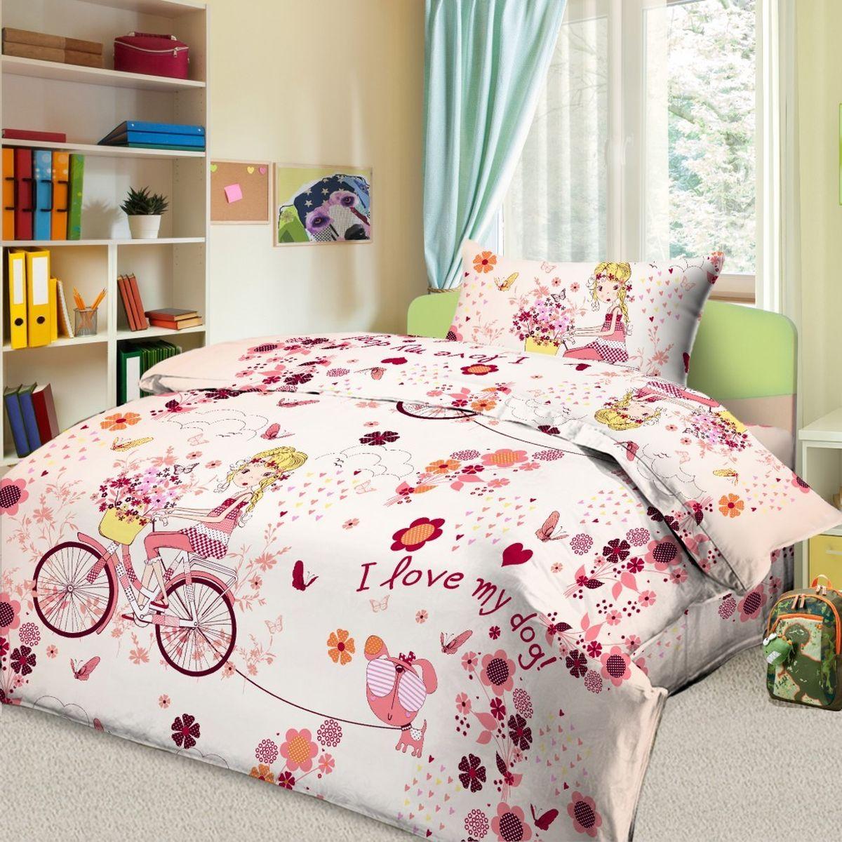 купить Комплект детского постельного белья Letto