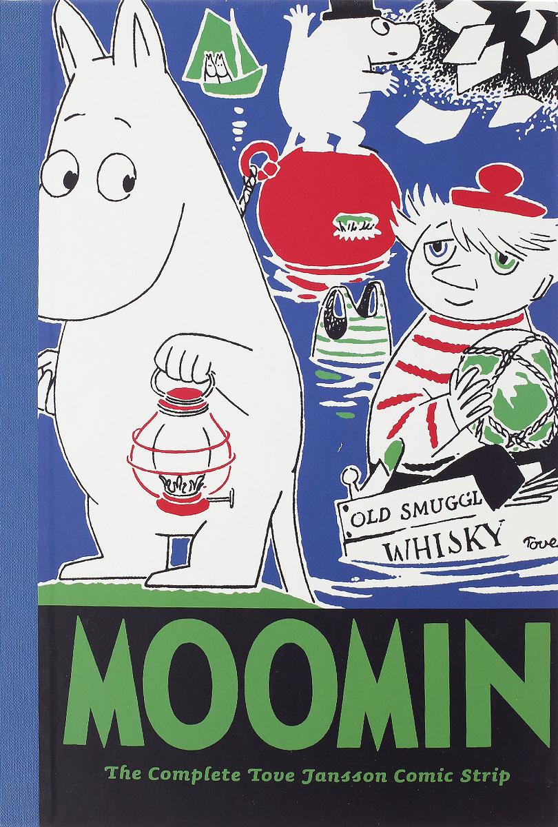 Moomin: Book Three damsel in distress