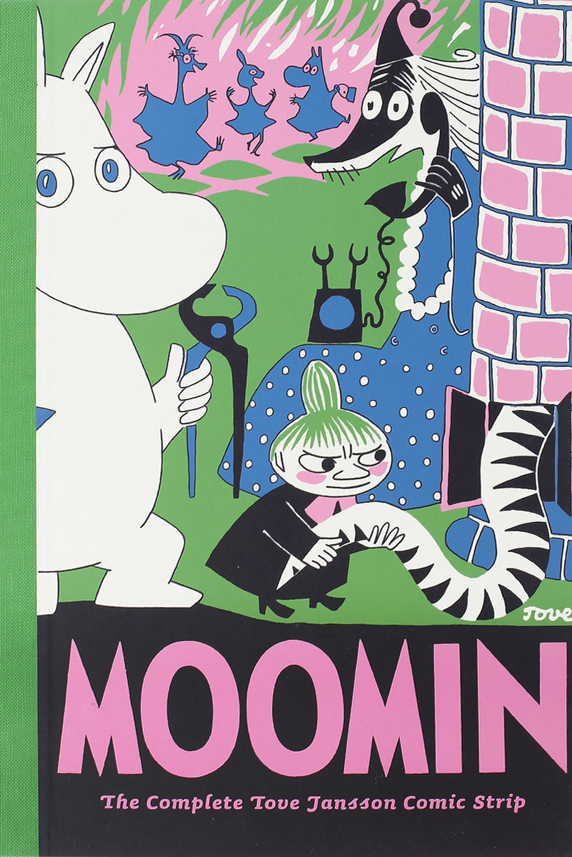 Moomin: Book Two moomin and the ocean s song