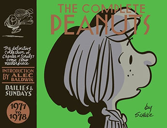 The Complete Peanuts: 1977 to 1978 bischoffd the complete aliens omnimbus volume two